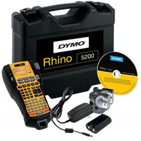 Dymo RhinoPRO 5200 Hard Case Kit